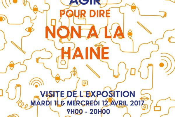 MJC Bussières - Non à la Haine