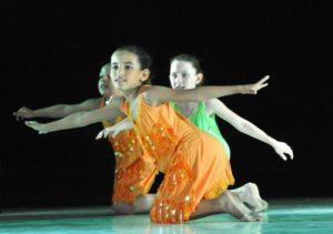 MJC Bussières - Enfants danse
