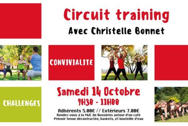 MJC Bussières - Circuit training 1