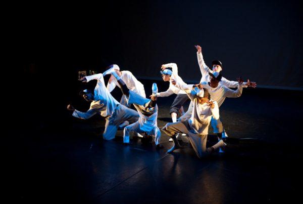 MJC Bussières - Hip Hop Danse