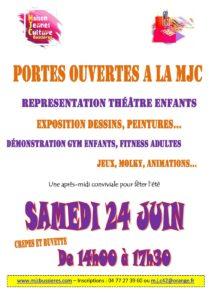 MJC Bussières - Portes ouvertes 2017