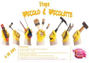 MJC Bussières - Bricolo et Bricolette
