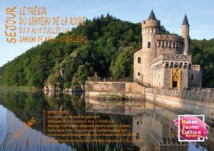 MJC Bussières - Le trésor du Château de la Roche