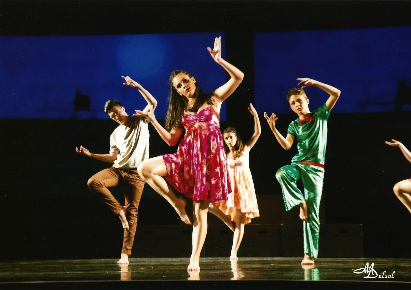 MJC Bussières - Danse Classique Moderne Jazz