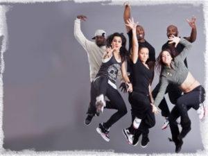 MJC Bussières - Danse