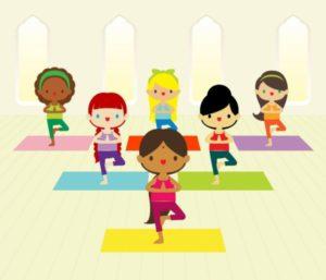 MJC Bussières - Yoga pour Enfants