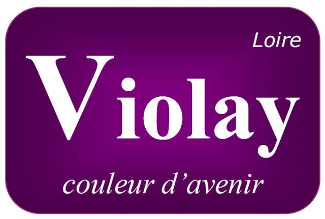 MJC Bussières - Logo_Violay