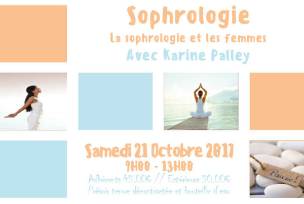 MJC Bussières - Sophrologie