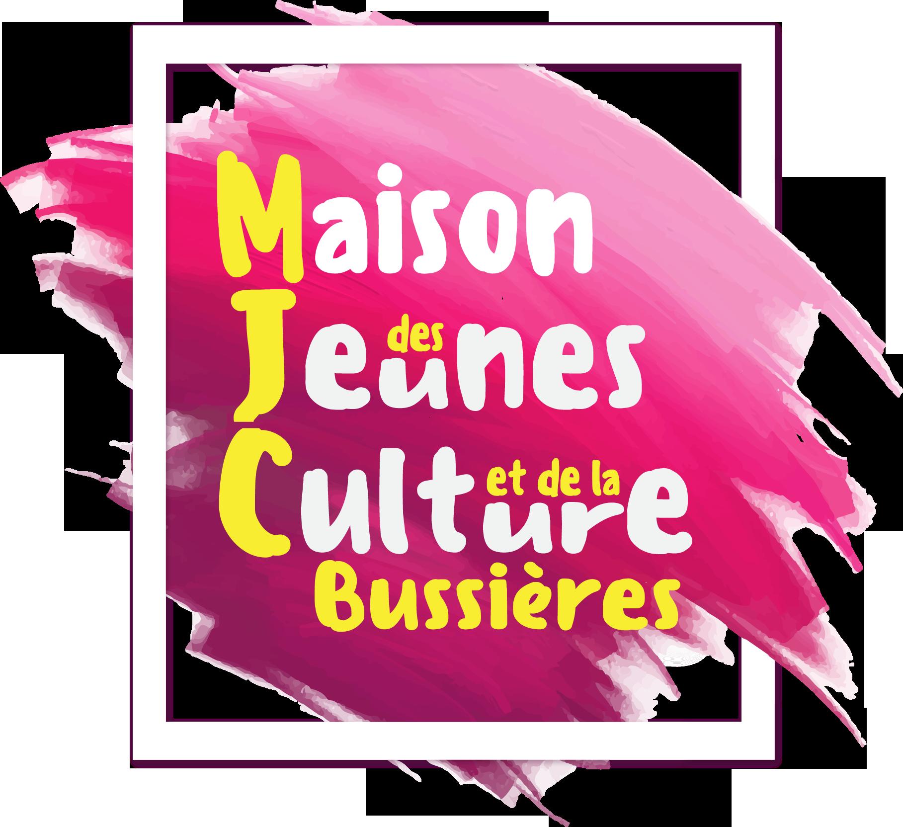Logo MJC Bussieres