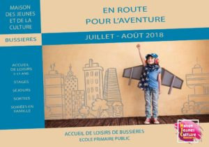 MJC Bussieres - Programmes été MJC 2018