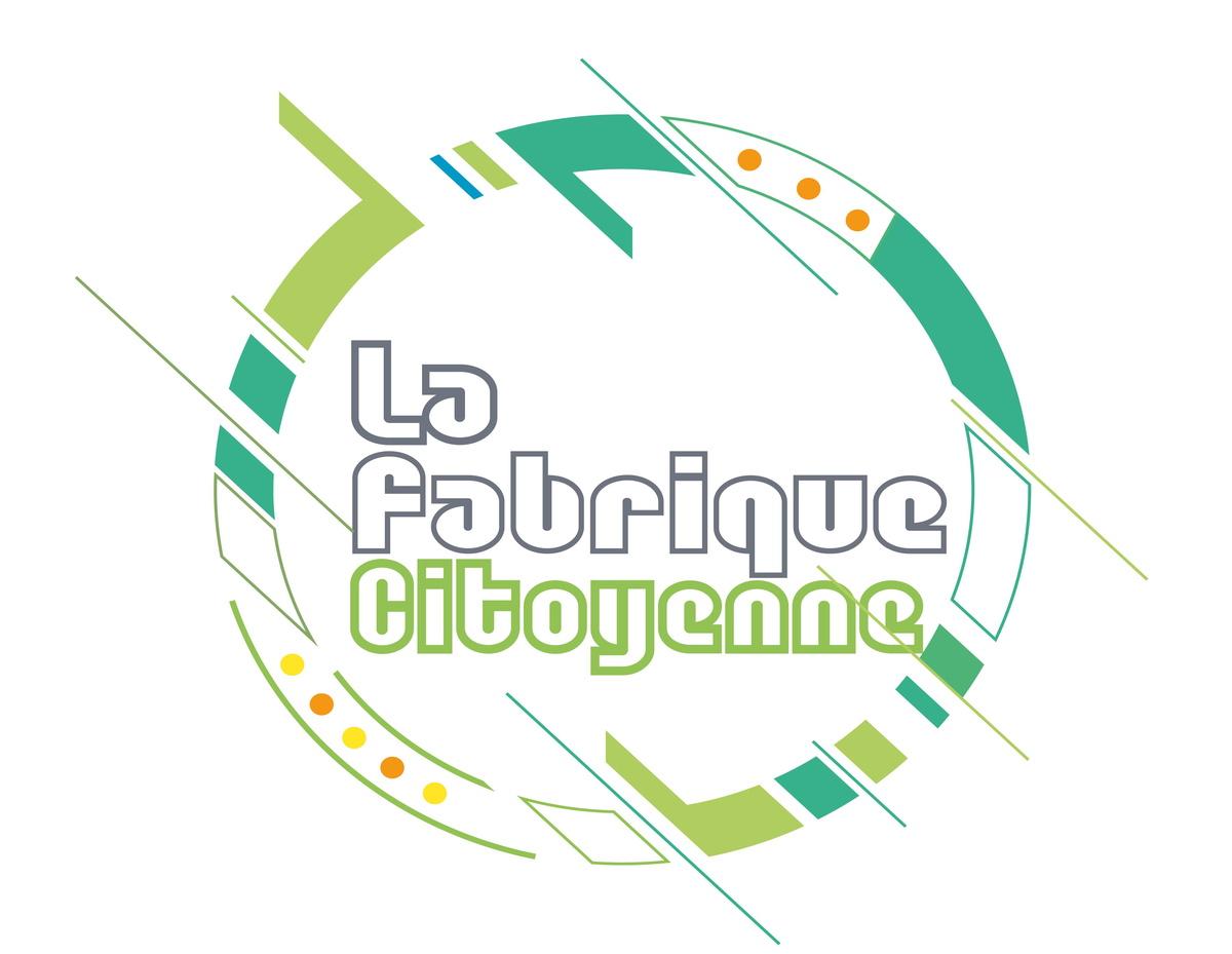 MJC Bussières - Fabrique Citoyenne logo