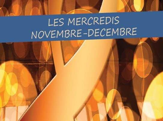 MJC Bussieres - Affiche Mercredis NOV DEC