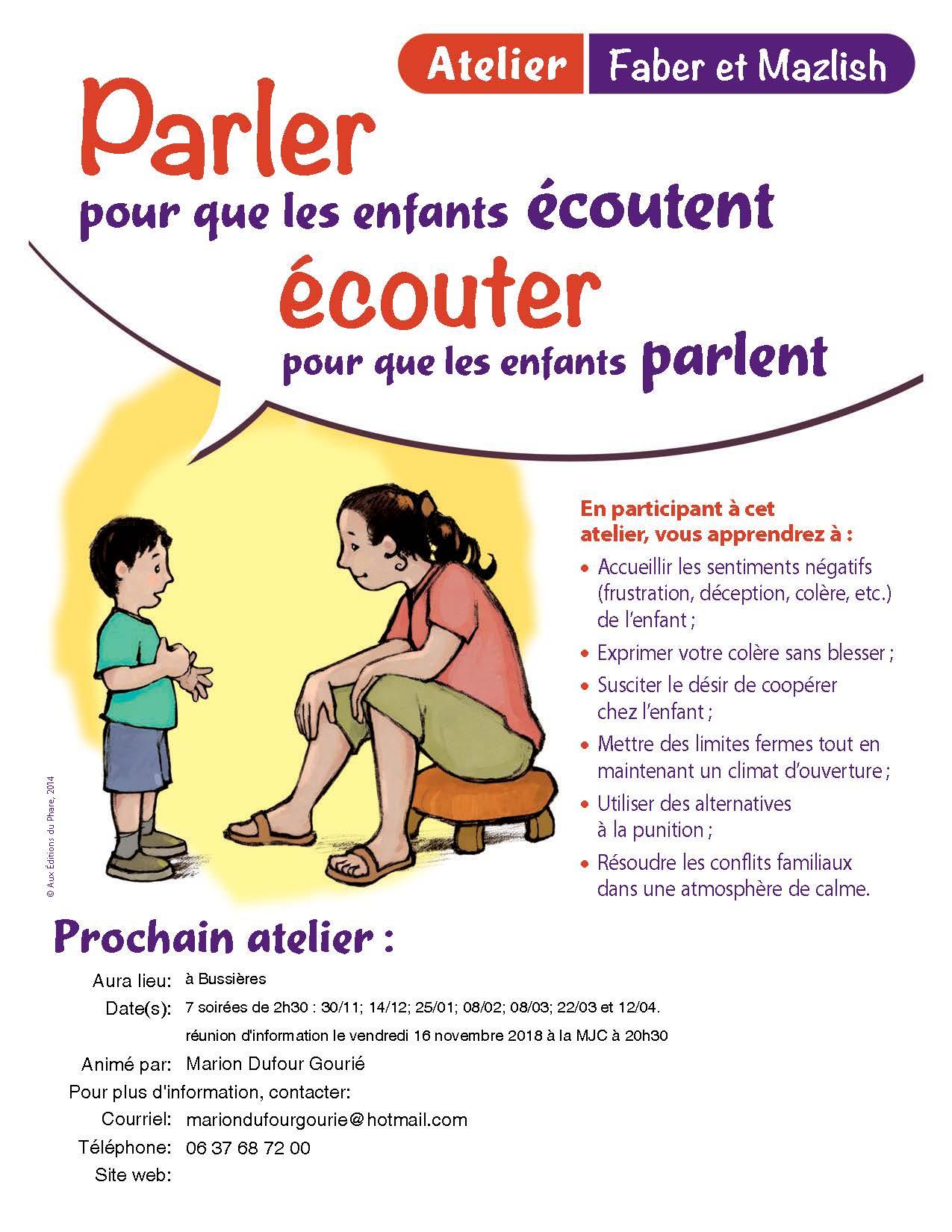 MJC Bussieres - PAEC - Enfants LR Bussieres