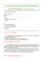Contrat AMAP Fromage 2019 2020