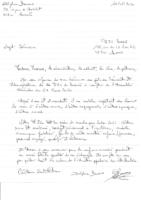 MJC Bussières – Démission Présidence Delphine DALEX