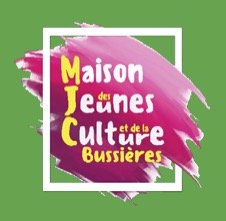 MJC Bussières - Logo MJC Eté 2020