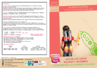 MJC Bussières – Programme Octobre Balbigny-Bussières 2020