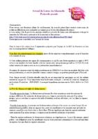 MJC Bussières – Protocole Parents 3