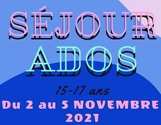 MJC Bussières - Séjour ados - novembre 2021 - miniature