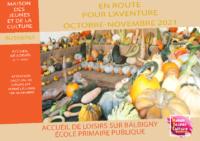 MJC Bussières – Programme Octobre – Novembre 2021 – Balbigny-Bussières